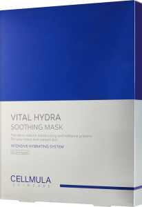 Cellmula Skin Care Vital Hydra Vital Mask