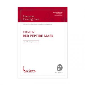 Premium Red Peptide Mask
