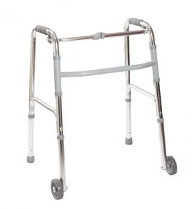 Walker Invalid's – Front Wheels – AL